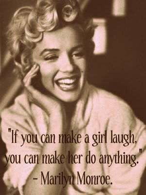 marilyn monroe quote on happiness