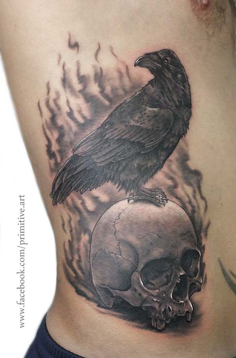 30 Best Design Ideas Of Gothic Tattoos For Men and Women