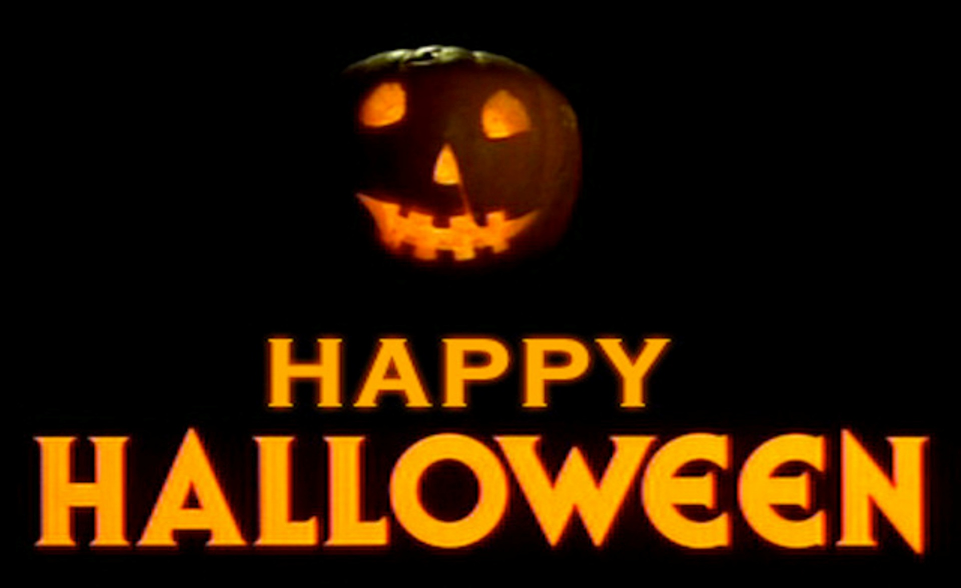 Happy Halloween Pumpkin Light Message. At November , 2017. 60+ Happy  Halloween Images, Pictures And Wallpapers EntertainmentMesh