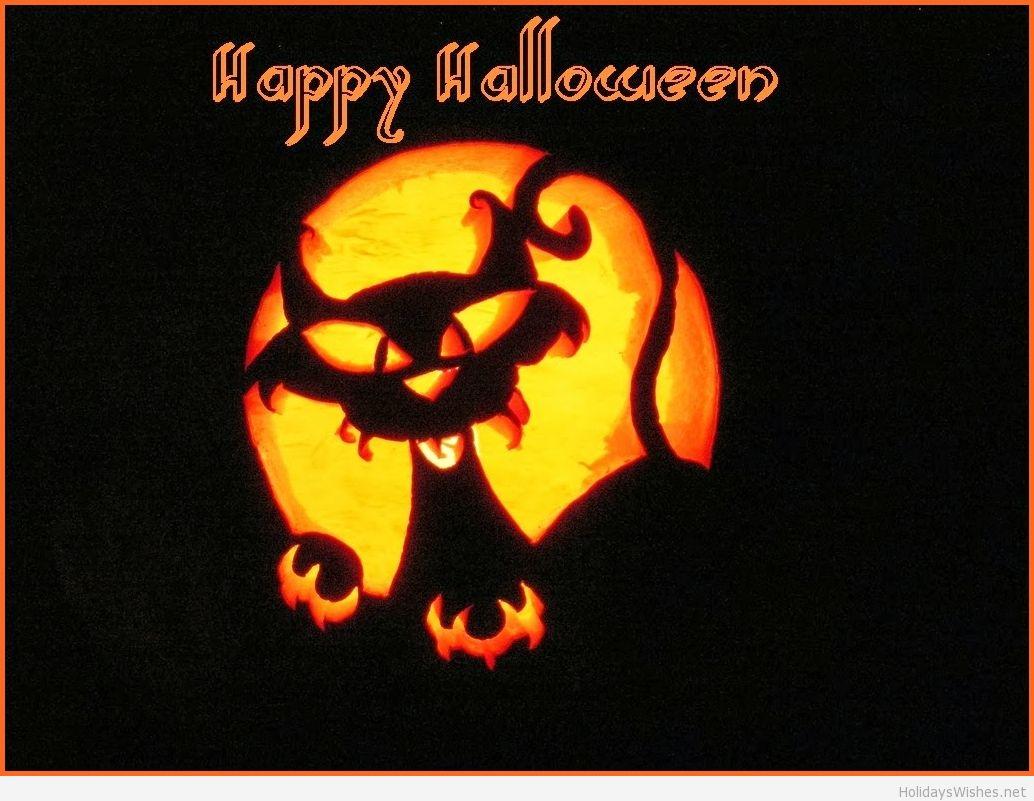 Happy-Halloween-scary-cat-image