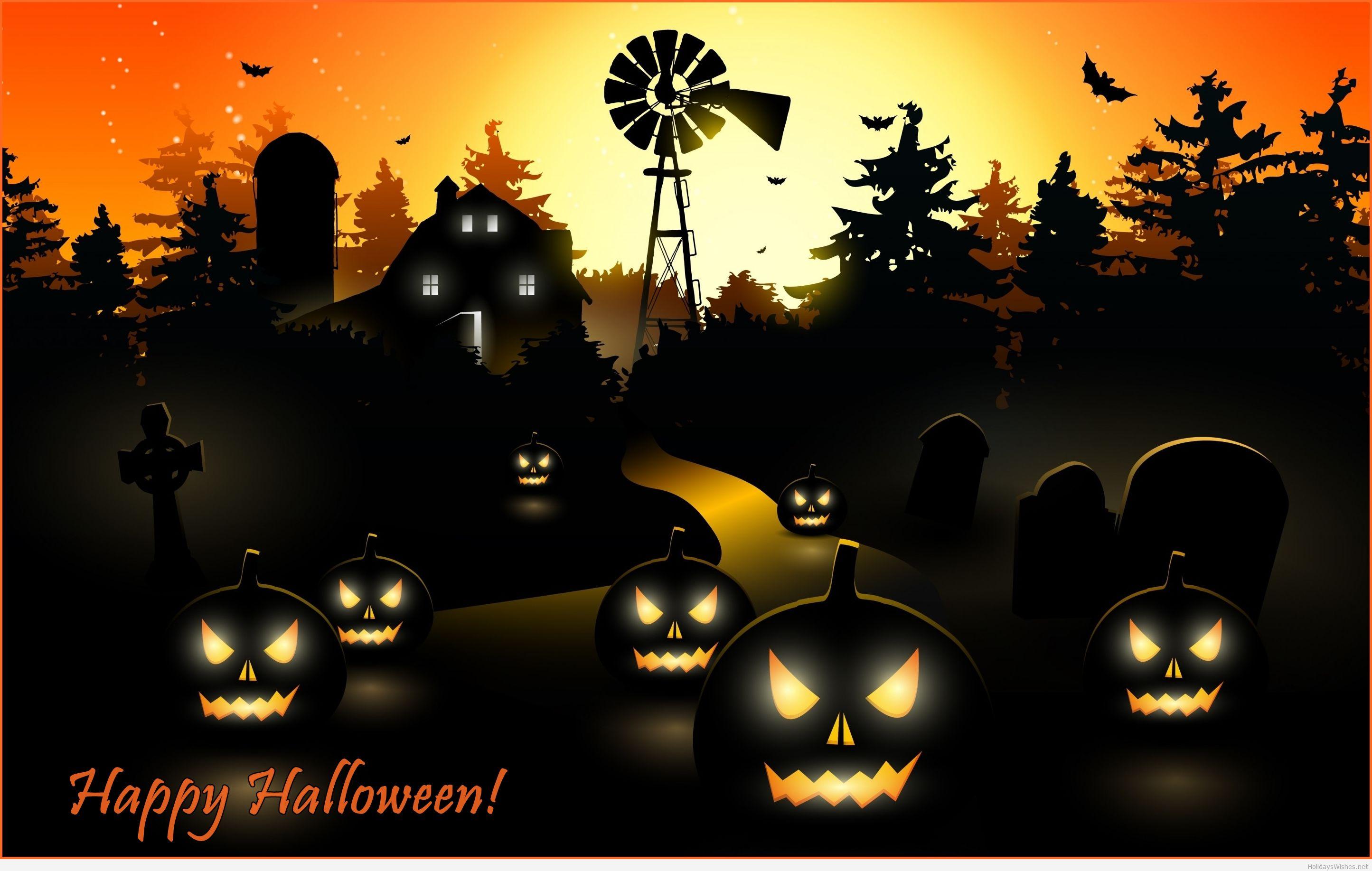Happy-Halloween-scary-pumpkins-image