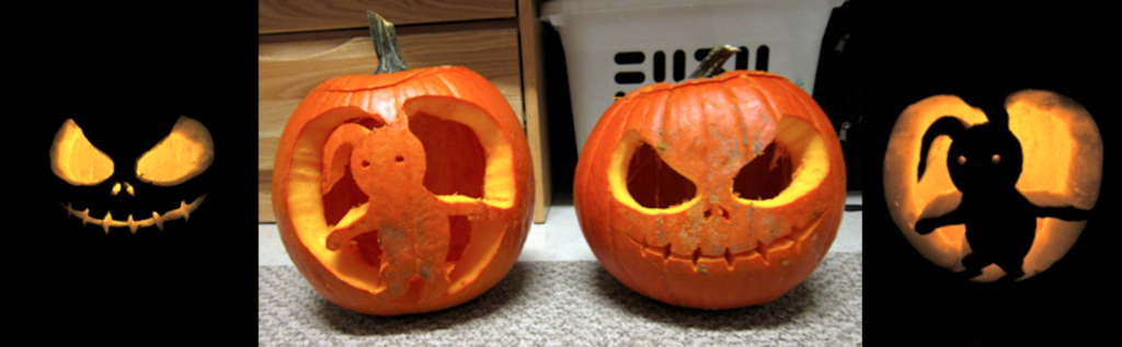 a kingdom hearts halloween pumpkins carving ideas