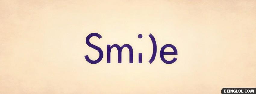 cool smile facebook timeline cover