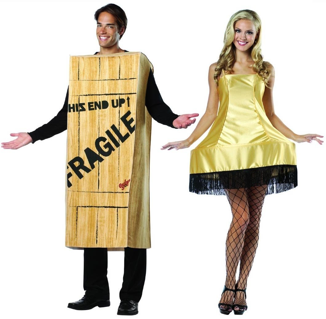 cute funny halloween costumes for couples
