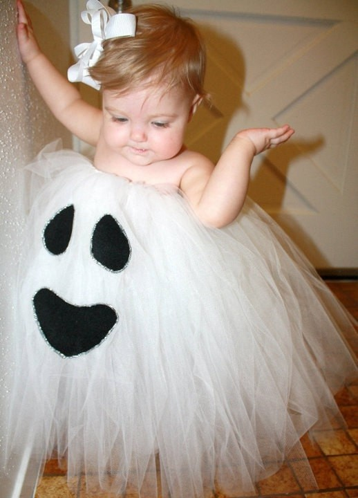 cute gost halloween costume idea - Cute Ideas For Halloween