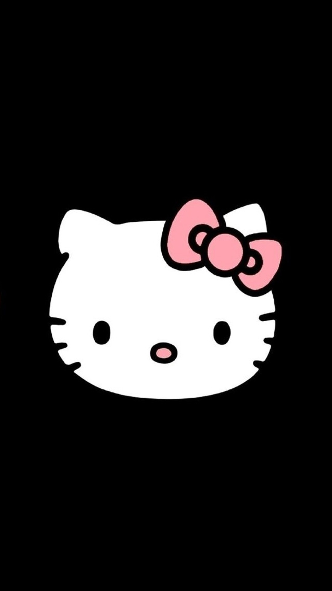 cute hello kitty wallpaper image for iphone mobile