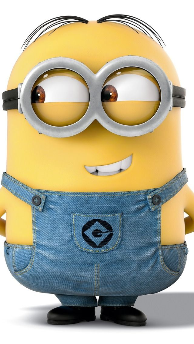 cute minion from despicable me 2 wallpaper for iphone5