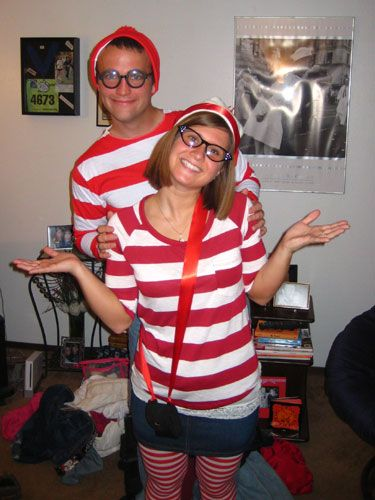 halloween couple costume