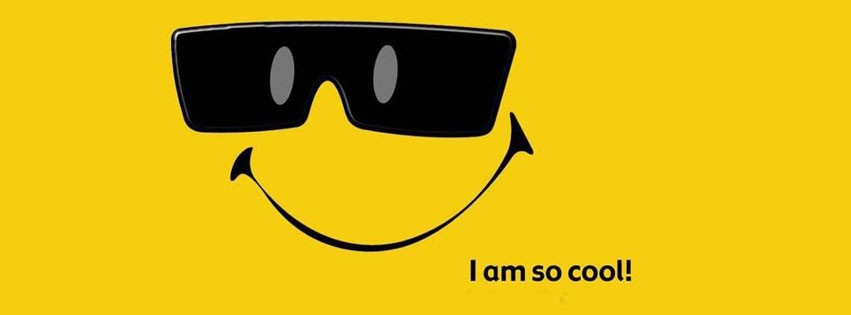 i am cool cover image for fb profile