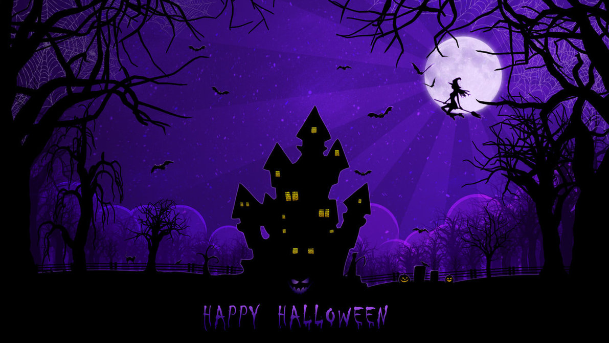 spooky Halloween Wallpaper
