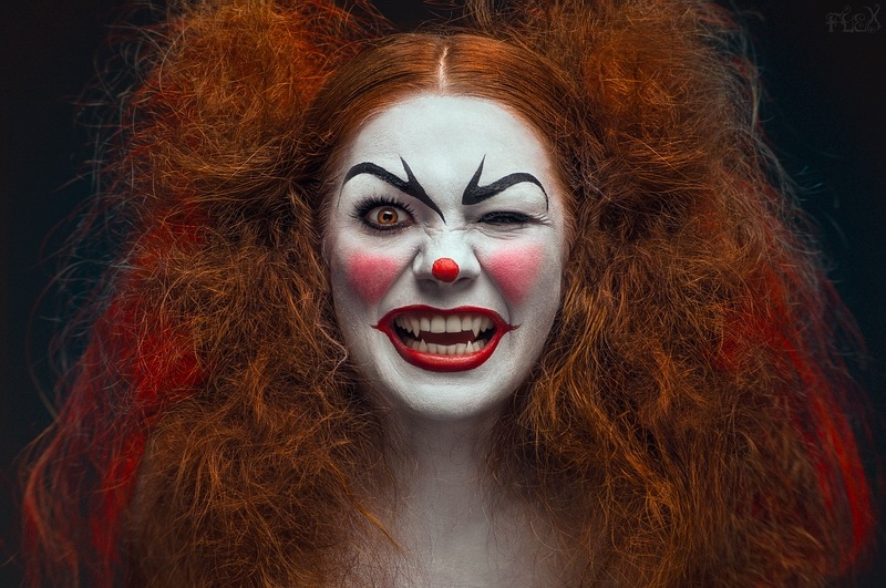 25 Evil and Scary Clown Pictures To Terrify Kids ...
