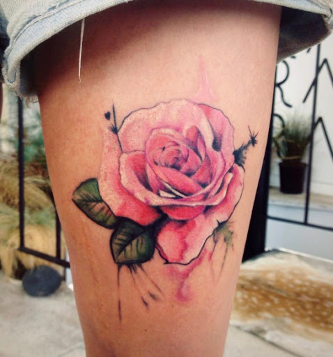 25 tattoos for women meaningful and gorgeously appealing for Meaningful thigh tattoos