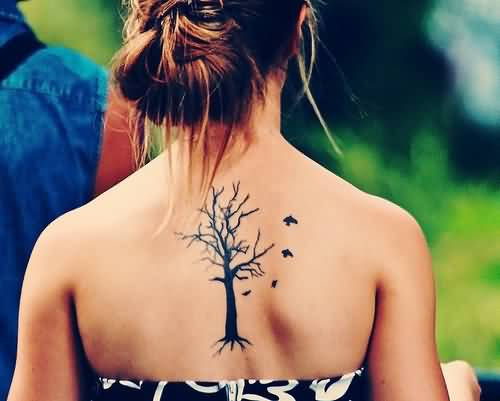 Tree Tattoos For Women