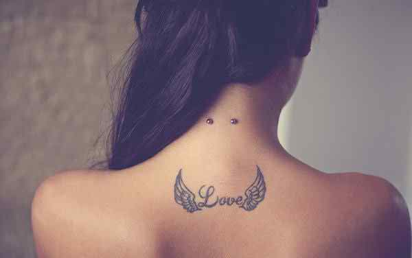 Wings Tattoos For Women