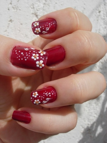 40 really simple cute nail design ideas for girls