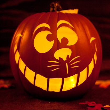 cheshire-carved-halloween-pumpkin