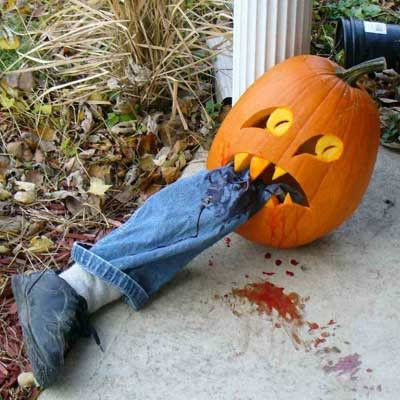 dangerous-halloween-pumpkin