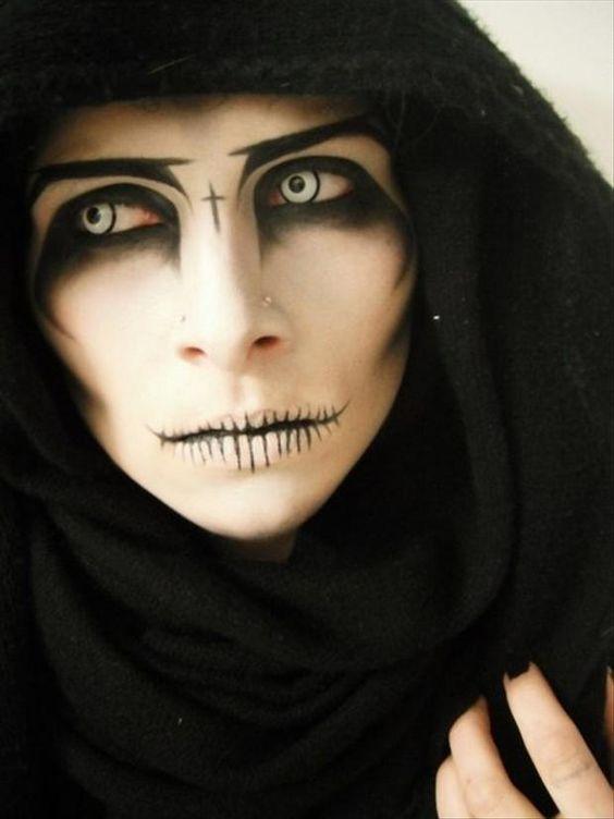 vampire-women-face-paint