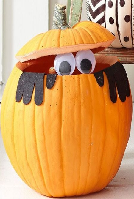 Cool diy pumpkin decoration ideas for halloween