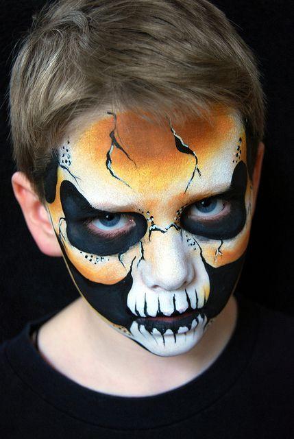 Evil-face-boy