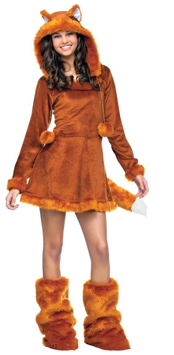 fox-costume-for-halloween
