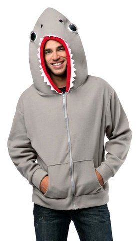 Shark hoodies