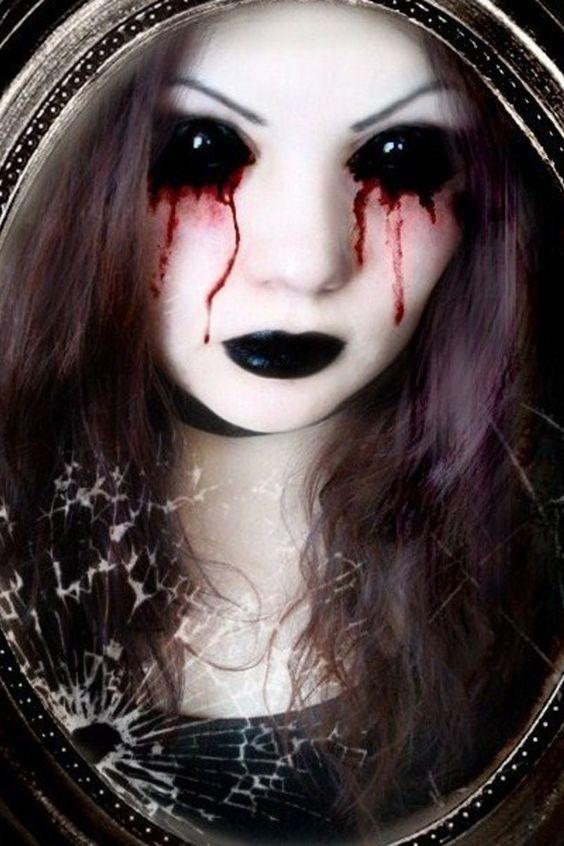 evil-dead-halloween-makeup