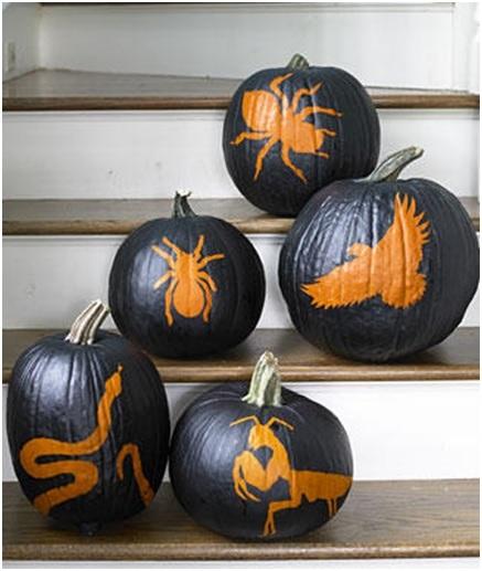 halloween-party-decoration-pumpkins