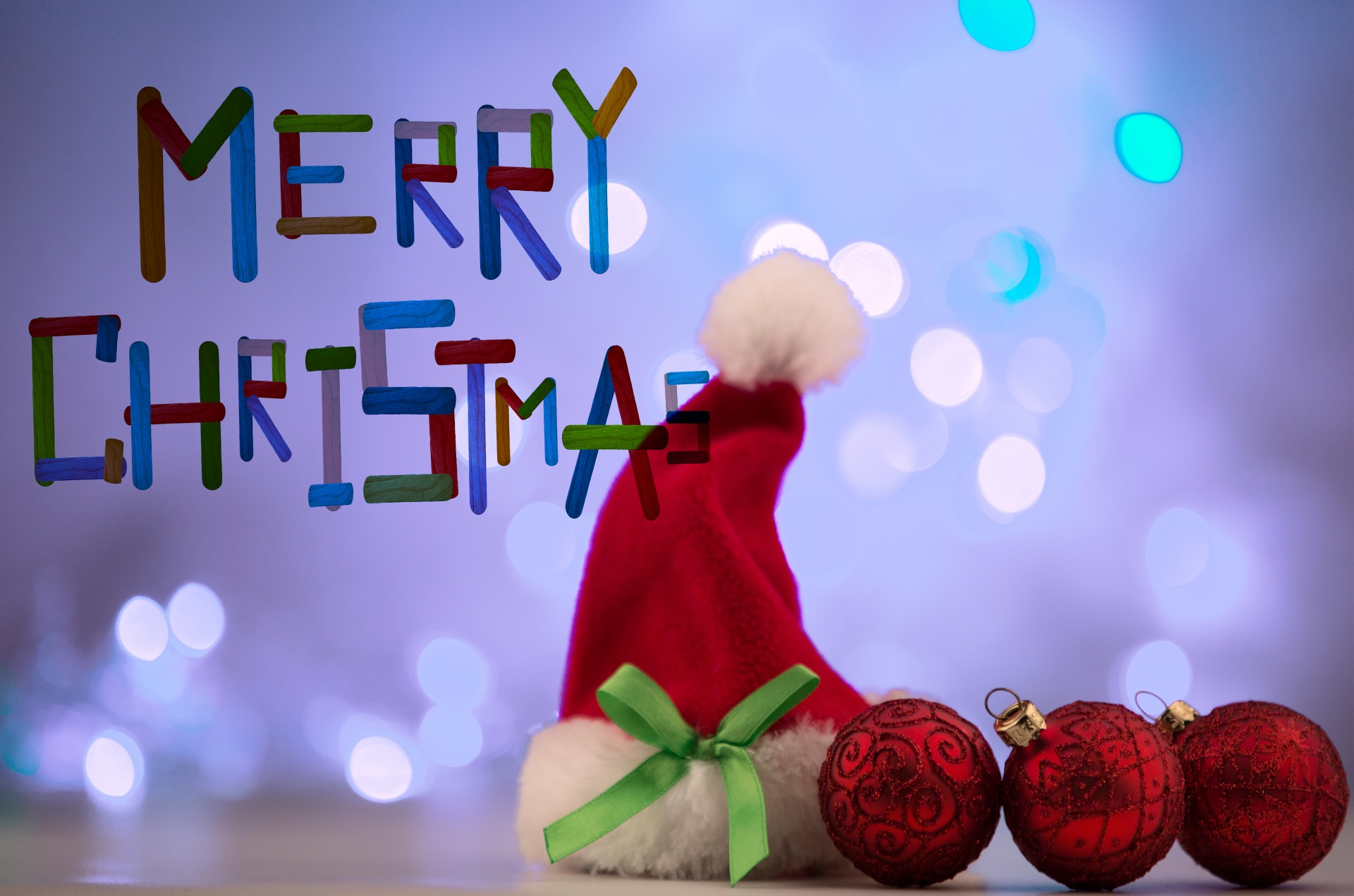 Merry Christmas Beautiful Picture