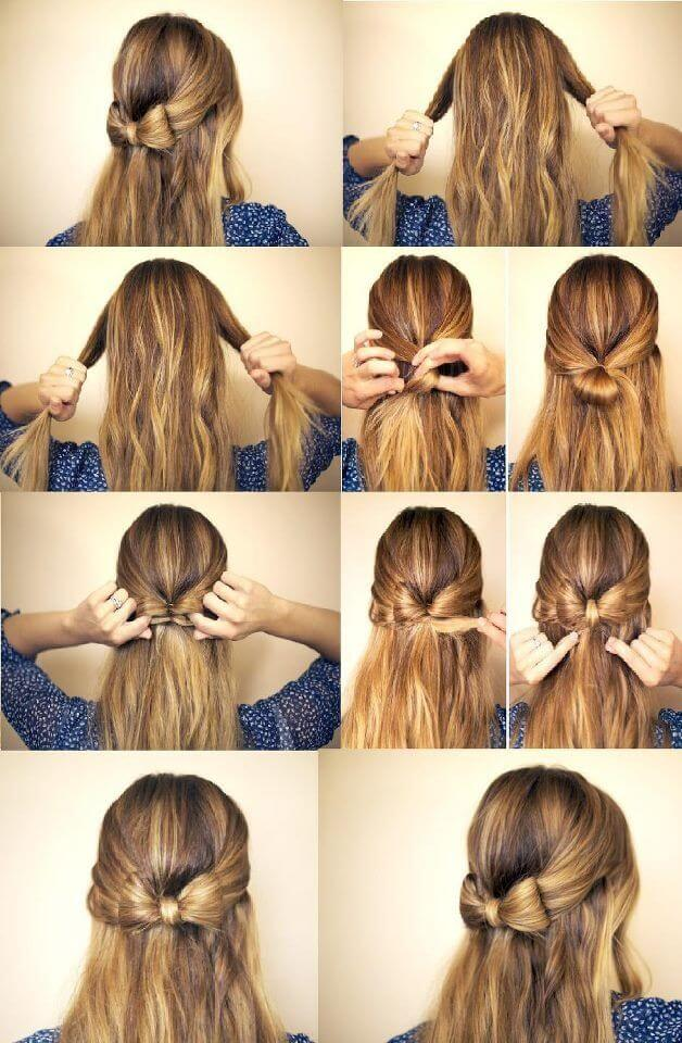 Awesome 10 Step By Step Quick And Easy Hairstyles For Long Hair Short Hairstyles Gunalazisus