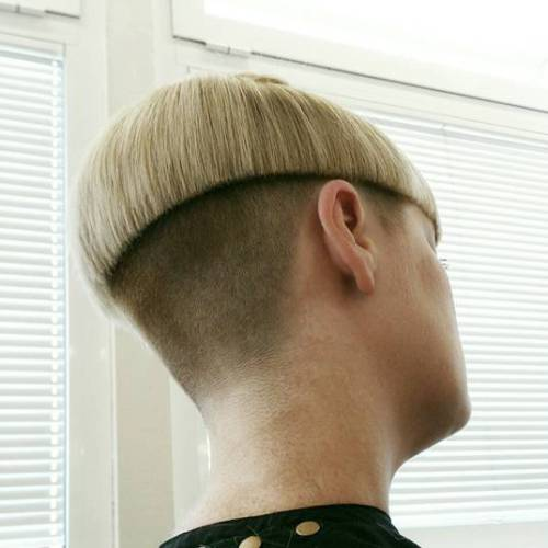 Magnificent 20 Hot Mushroom Haircuts For Girls With Short Hair Hairstyles For Women Draintrainus