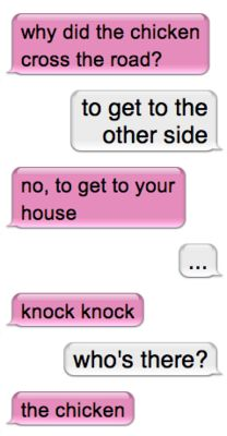Children Knock Knock Joke
