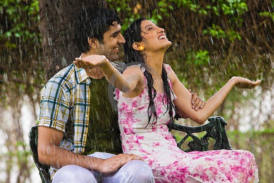 Rain On First Date