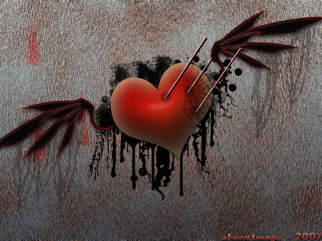 Broken Heart: 25+ Sad Pictures Of Broken Hearts: Love Do Hurts