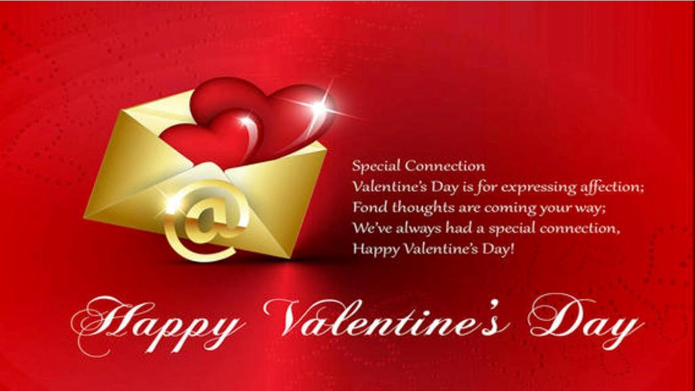 Cute Happy Valentines Day Quotes, HD Wallpapers & Pictures ...