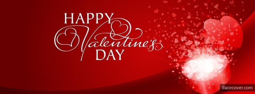 Happy valentines day facebook timeline picture