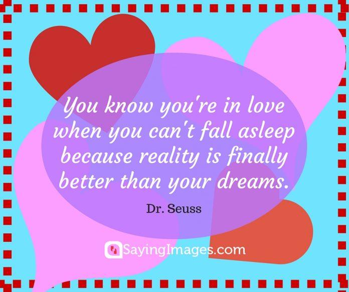 dr. seuss love quote picture