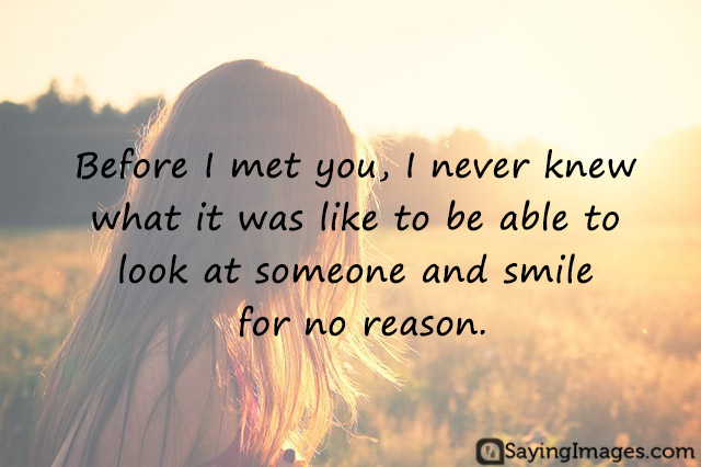 smile love quote picture