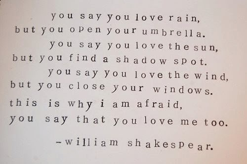 you love me quote picture