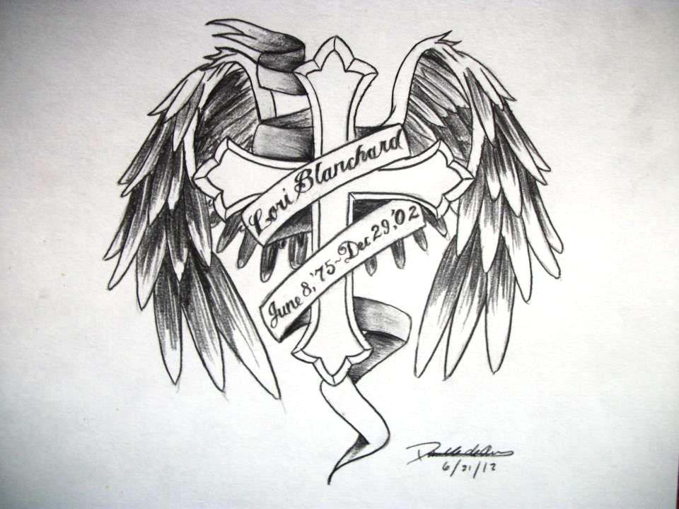 25+ Memorable RIP Tattoo Designs | EntertainmentMesh