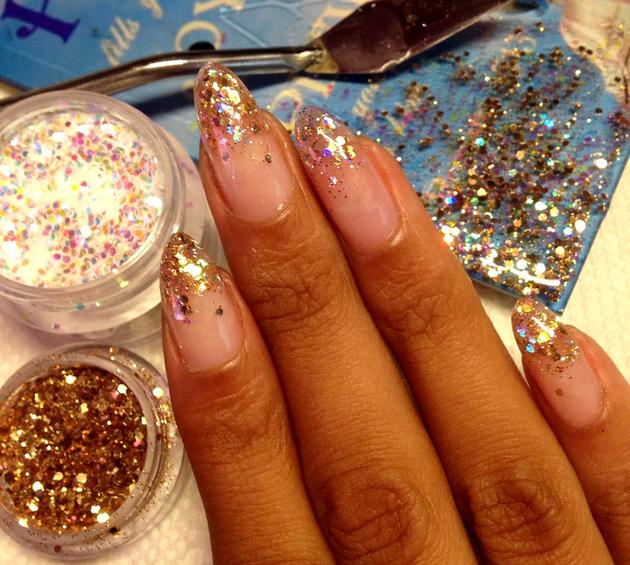 30 light color spring nail art designs for 2017