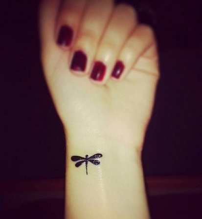 mosquito best small tattoo symbol
