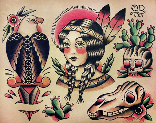traditional tattoo ideas