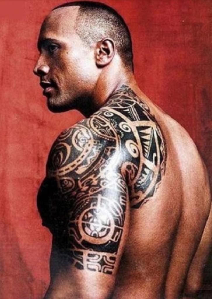 Maori Half Sleeve Tribal tattoo