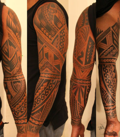 black men arm tattoos
