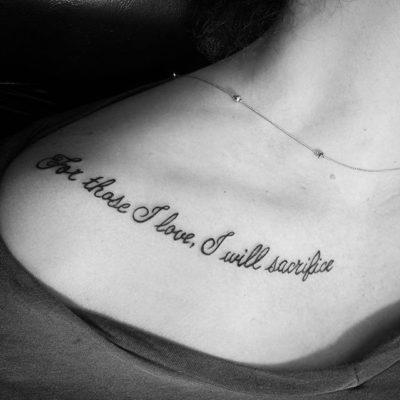 collar-bone-quote-tattoos