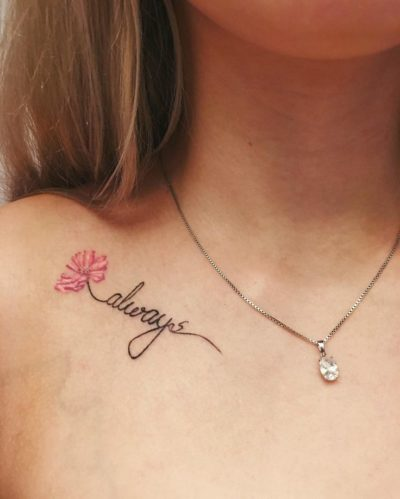 collarbone-quote-lettering-tattoos