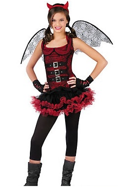 19-Best Character Halloween Costumes for Girls