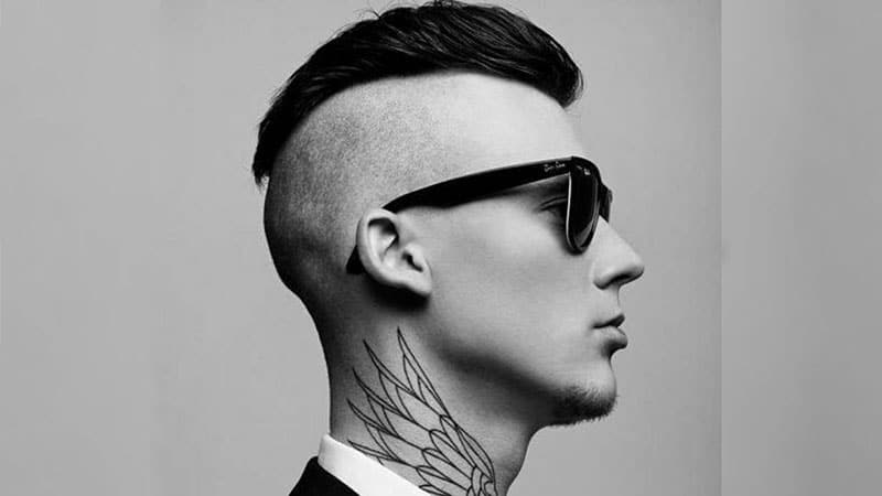 2-Mohawk Hairstyles for Men