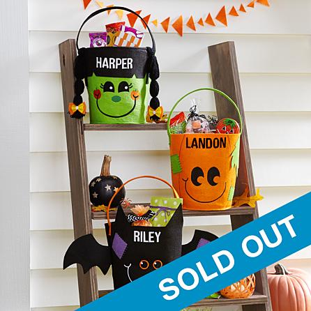 8-Happy Halloween Gifts for Children